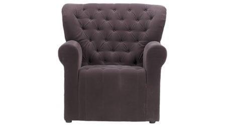 Кресло Daisy Баклажановое