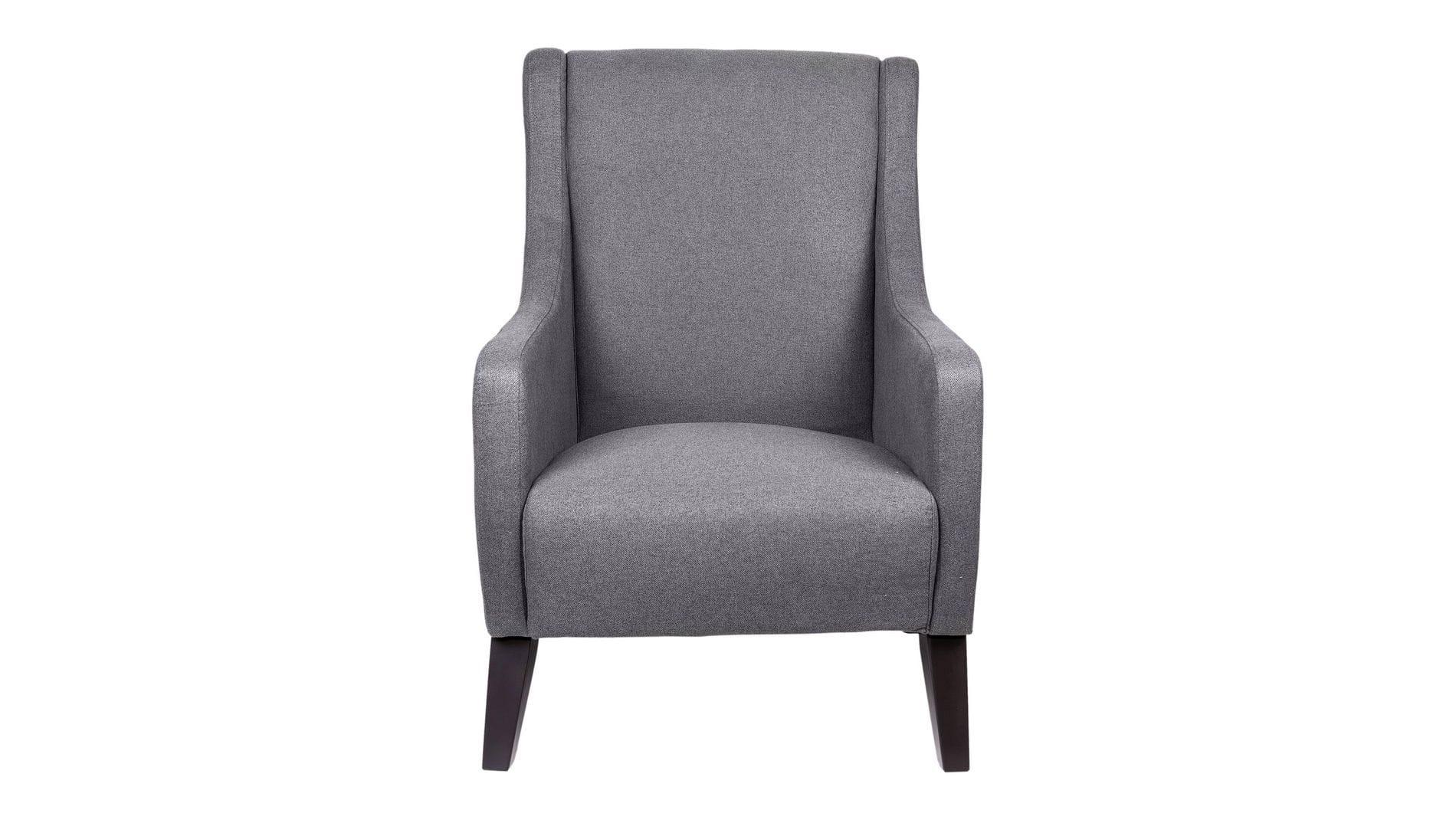 Кресло Jane Austen Серое