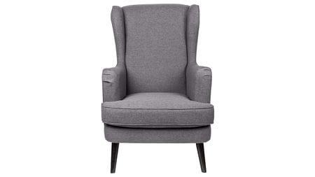 Кресло Agatha Christie Тёмно-серое
