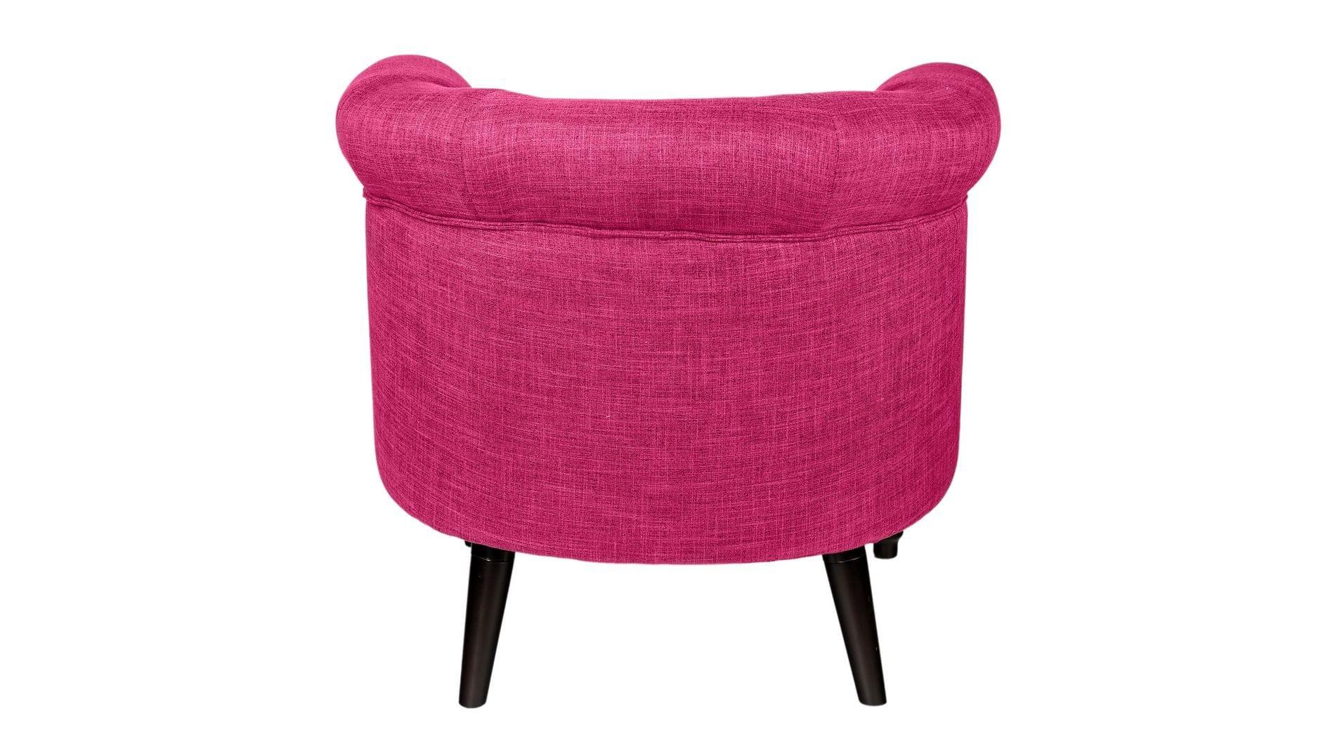 Кресло Charlotte Bronte Розовое