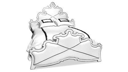 Кровать Achromatic 160х200