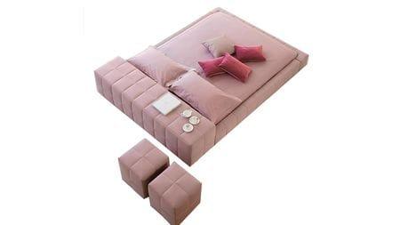 Кровать Squaring Isola Alta 160х200 Р
