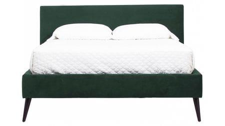 Кровать Pola 160х200 Зеленая Р