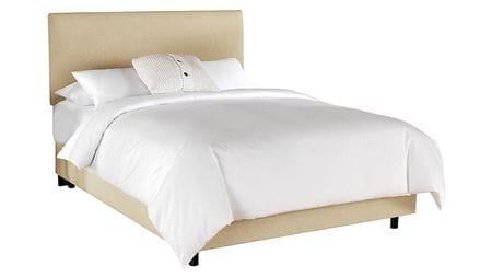 Кровать Frank Platform Yellow 160х200 Р