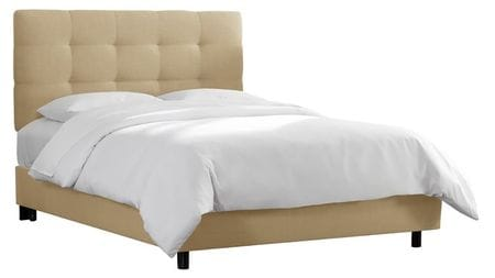 Кровать Alice Tufted Beige 160х200 Р