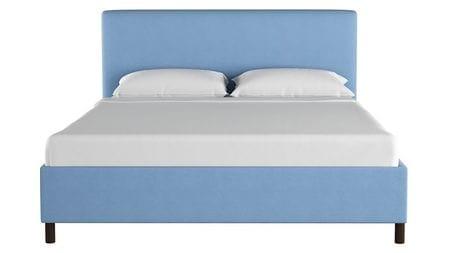 Кровать Novac Platform Blue 160х200 Р