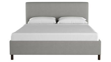 Кровать Novac Platform Gray 180х200 Р