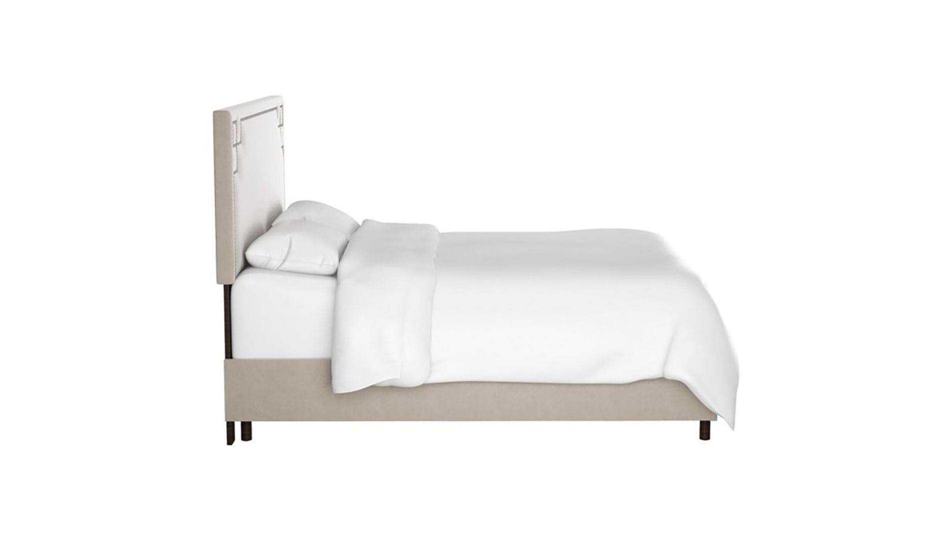Кровать Aiden Light Gray 160х200 Р