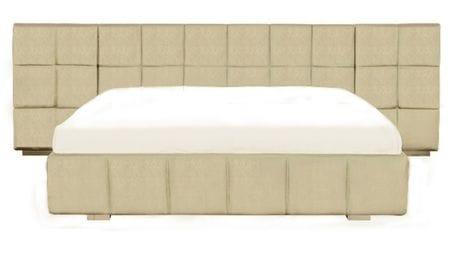 Кровать Ohen Grande 180х200 Светло-бежевая Р
