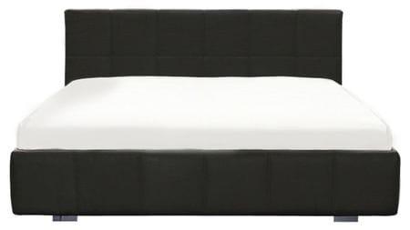 Кровать Castell Grande 180х200 Тёмно-серая Р