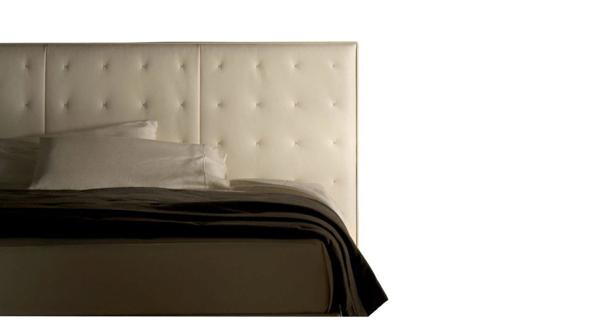 Кровать Knoff Milky Premium Leather