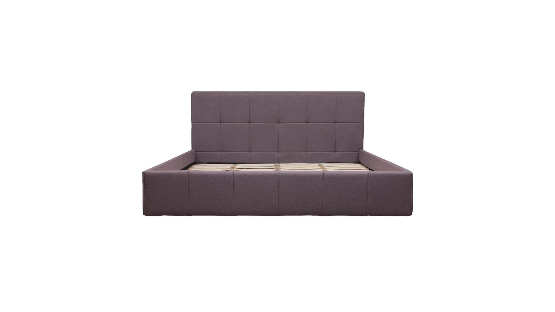 Кровать Castell 180х200 Фиолетовый Кашемир Р