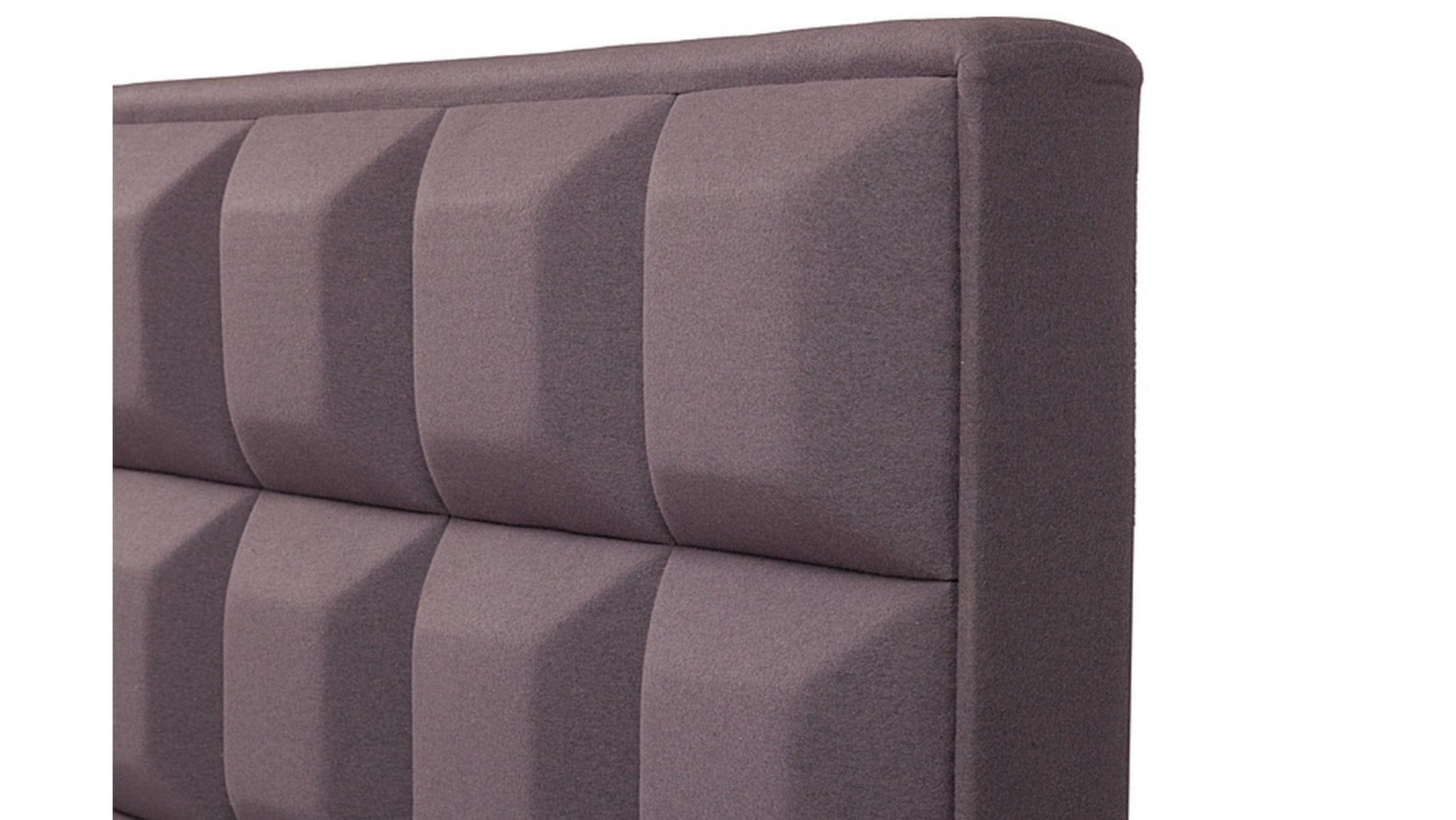 Кровать Barrywhite 180х200 Фиолетовый Кашемир
