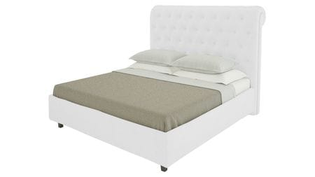 Кровать Sweet Dreams 160х200 Велюр Молочный Р