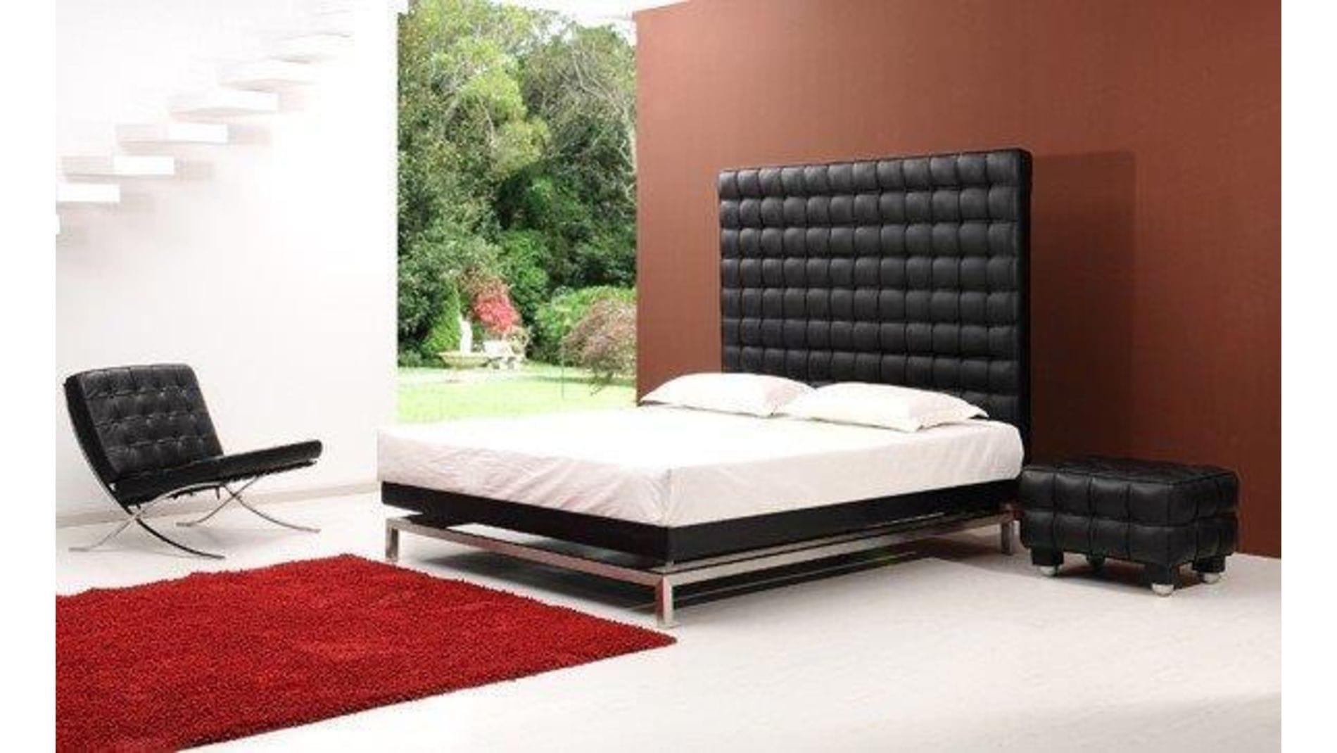 Кровать Konigreich Dark Brown 180х200