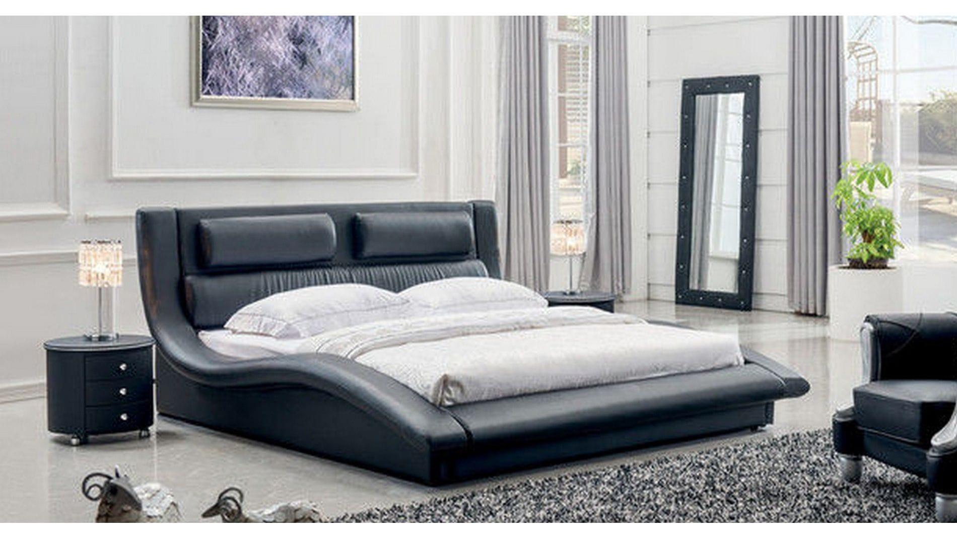 Кровать 160х200 Mars Кожа
