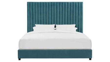 Кровать Mora 160х200 Морская волна Р