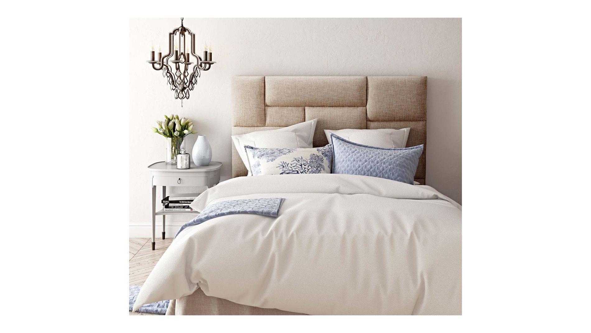 Кровать Wax 160х200 Бежевый Р