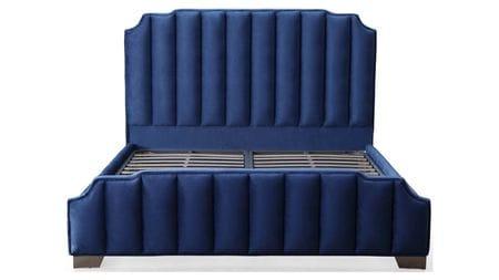 Кровать Bony 160х200 Синий Р