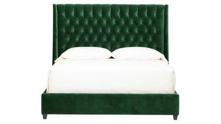 Кровать Ada 160х200 Зеленый МР