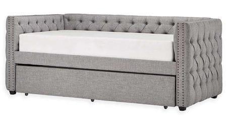 Диван-кровать Taira 90х200 Серый ЛР