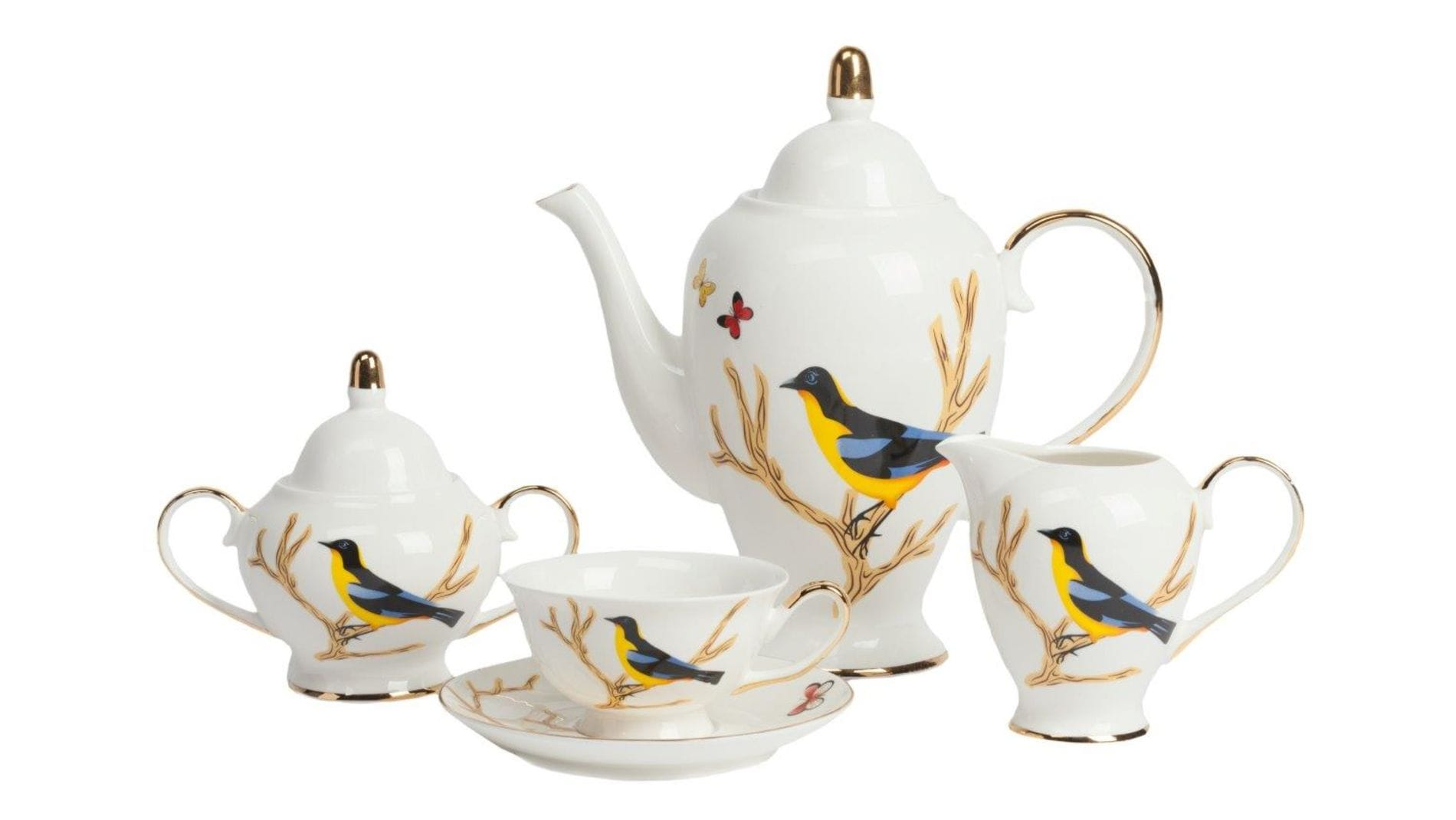 Чайный сервиз Timouse