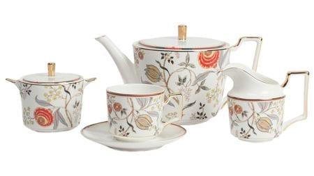 Чайный сервиз Jardin