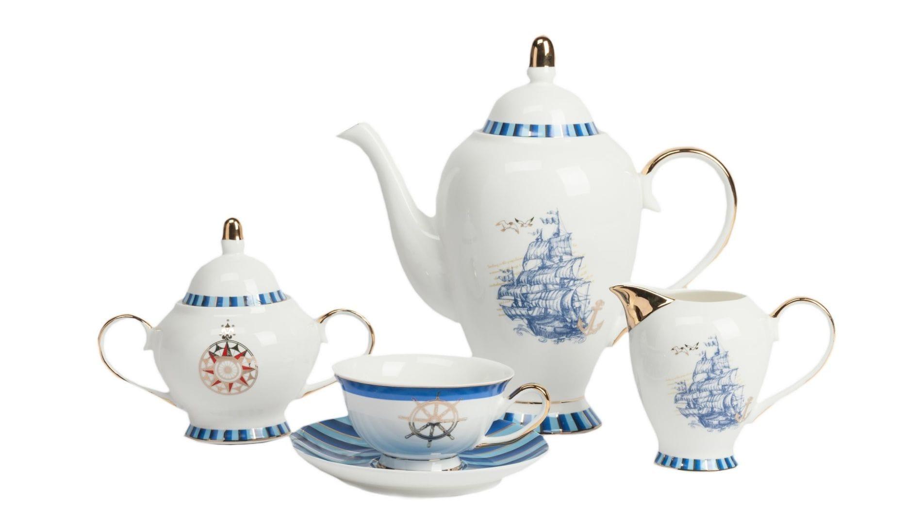 Чайный сервиз Viaggio