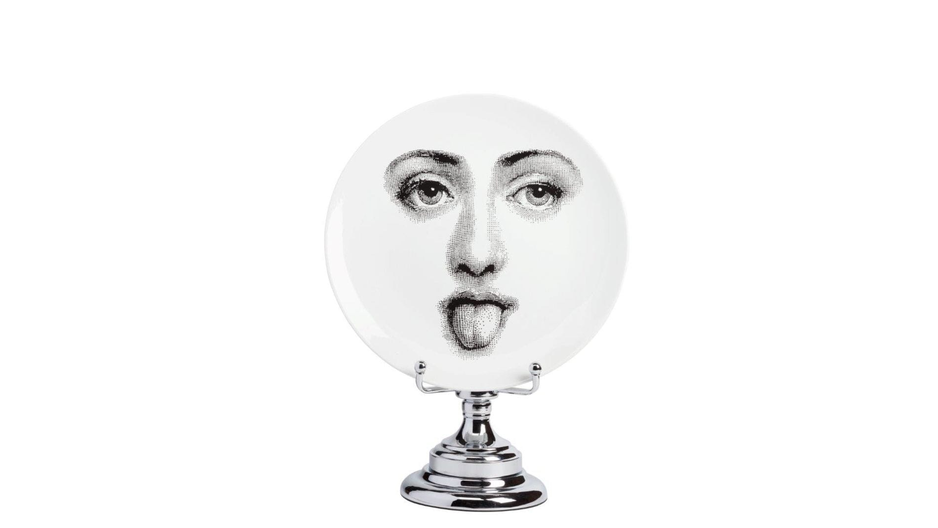 Декоративная тарелка на подставке Smilzo