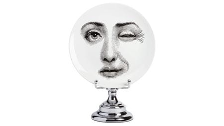 Декоративная тарелка на подставке Peccato