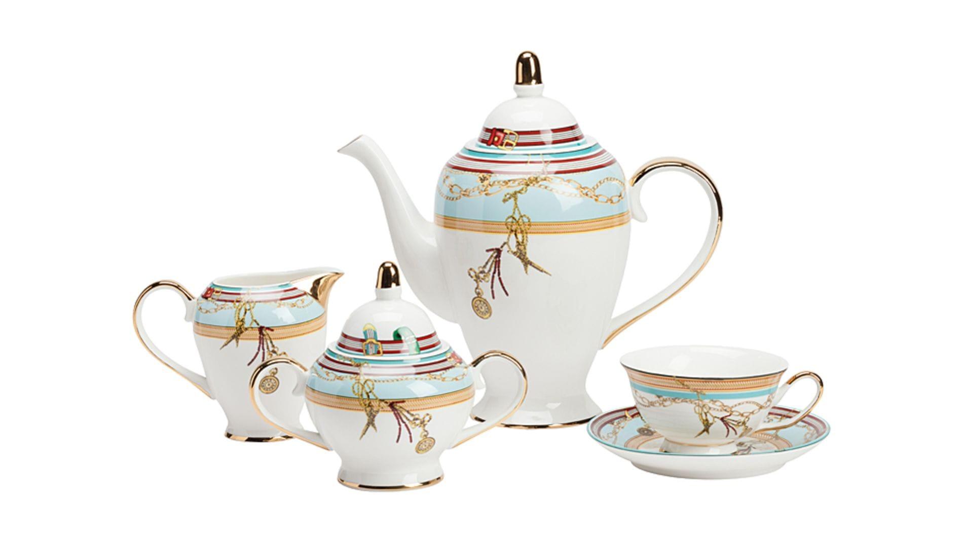 Чайный сервиз Veluche