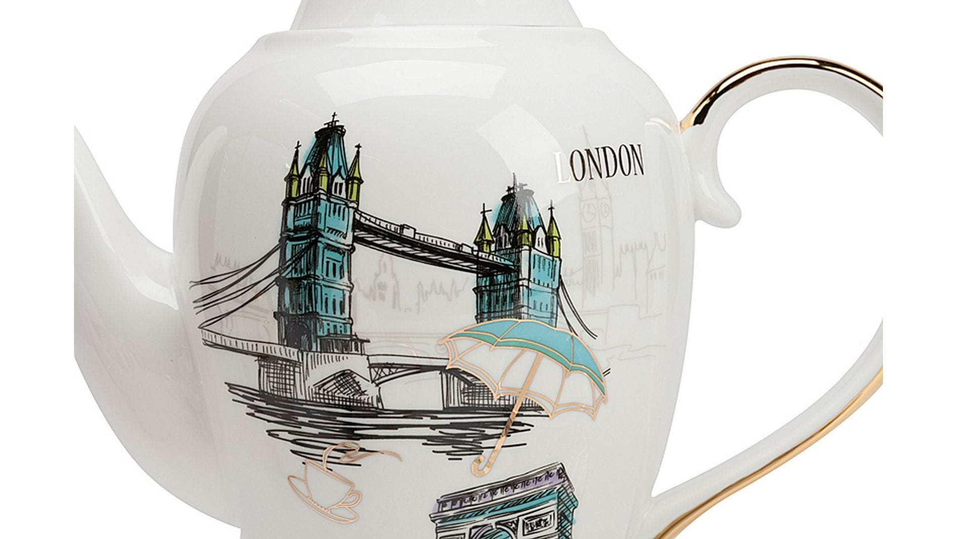 Чайный сервиз London