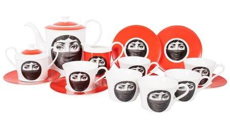 Чайный сервиз Пьеро Форназетти Traditions