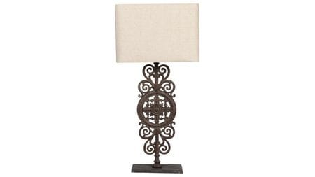 Настольная лампа Parisian Iron Gate