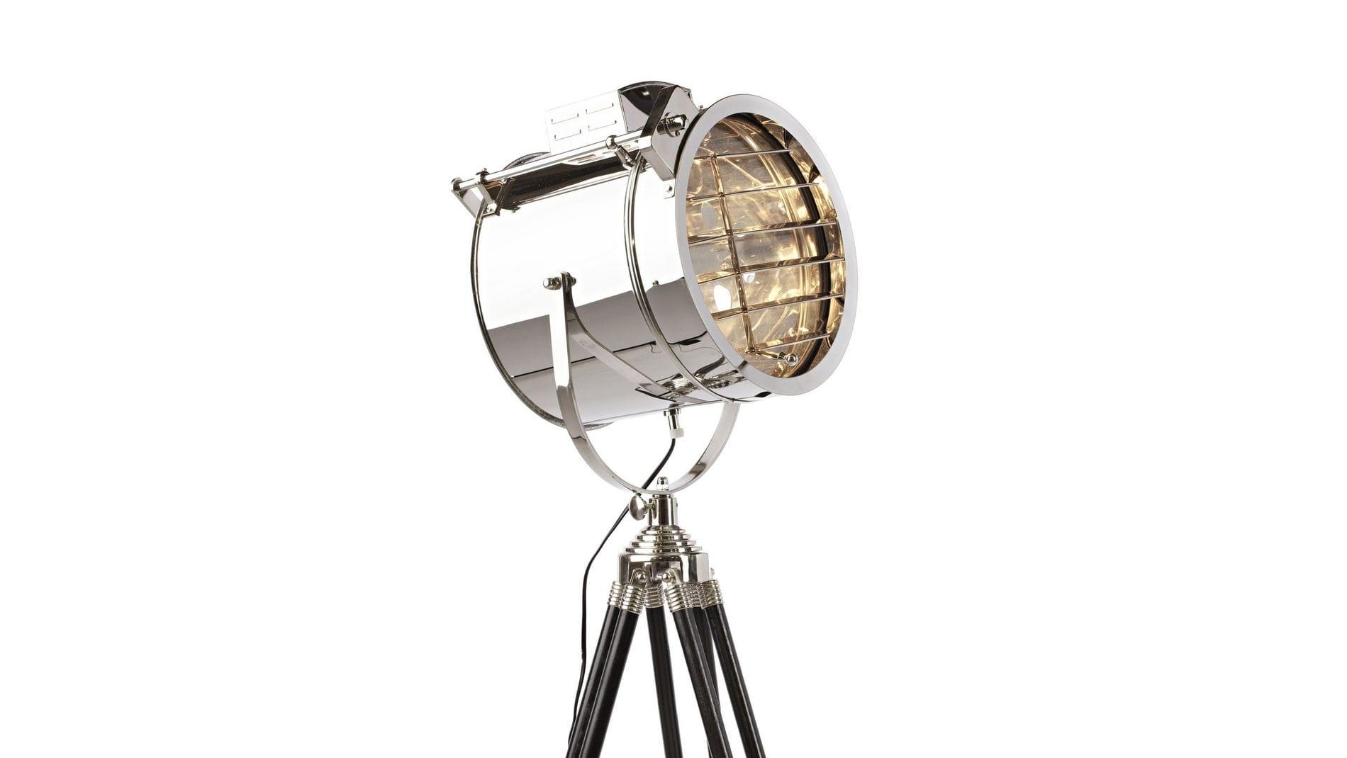 Большой напольный светильник Hudson