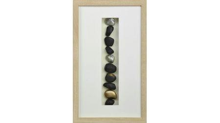 """Настенное панно """" Камни 2 """" 30*50 см."""