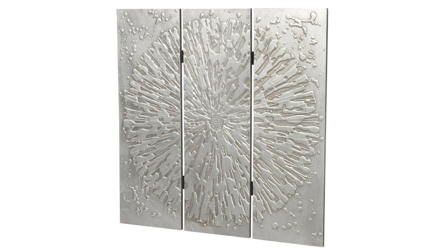 """Панно для декорирования стен """" Одуванчик """" 80*80 см."""