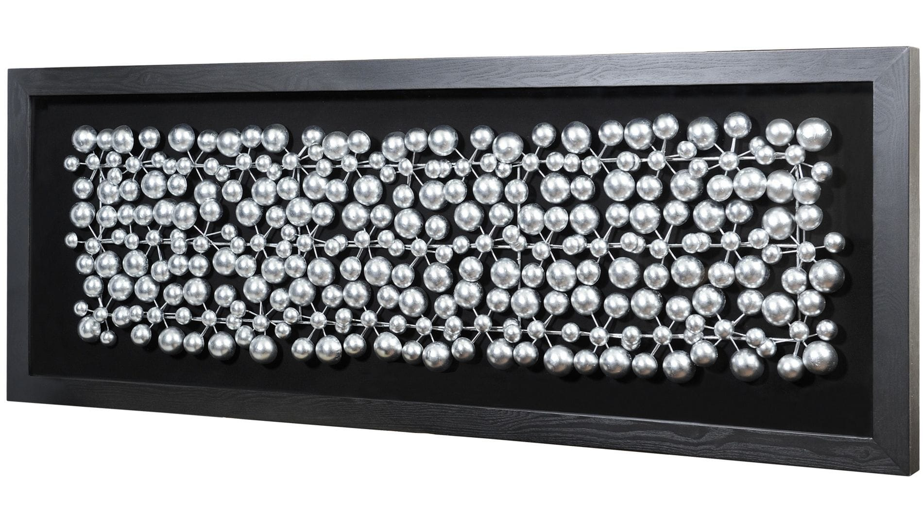 """Панно для декорирования стен """" Молекулы """" 160*60 см."""