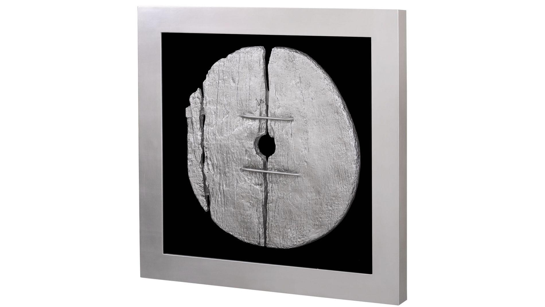 """Настенное панно """" Старый щит """" 104,5*104,5 см."""