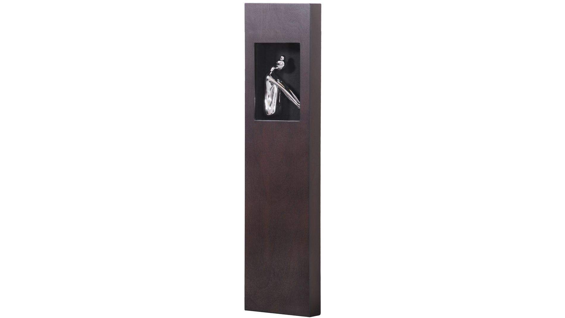"""Панно для декорирования стен """" Девушка в окне 2 """" 20*80 см."""
