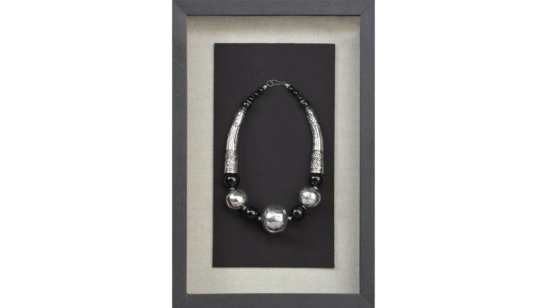 """Настенное панно """" Ожерелье 4 """" 45*30 см."""