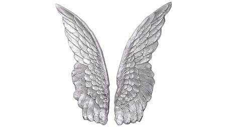 """Настенное панно """" Крылья ( большие) """" 146*84 см."""