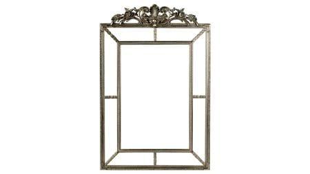 Зеркало в раме Ланкастер Florentine silver/19