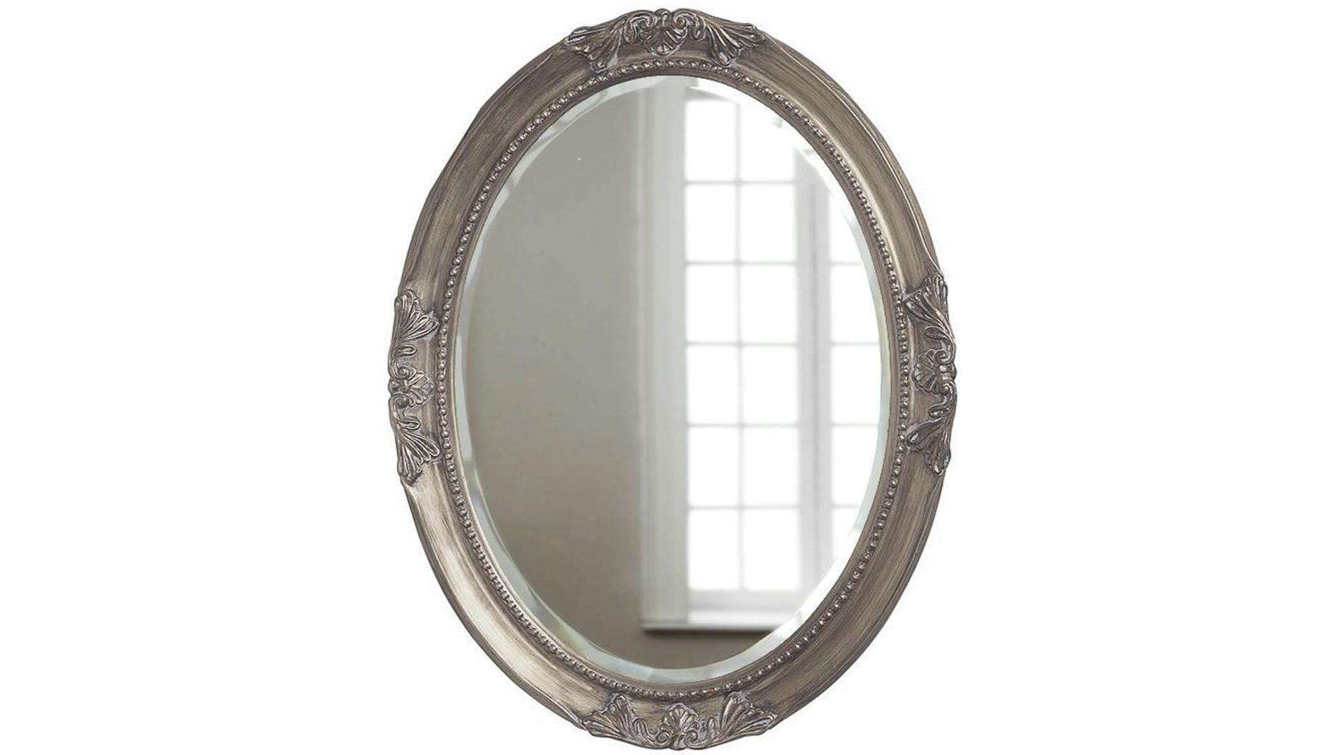 "Зеркало в раме ""Миртл"" Bellagio Silver/12"