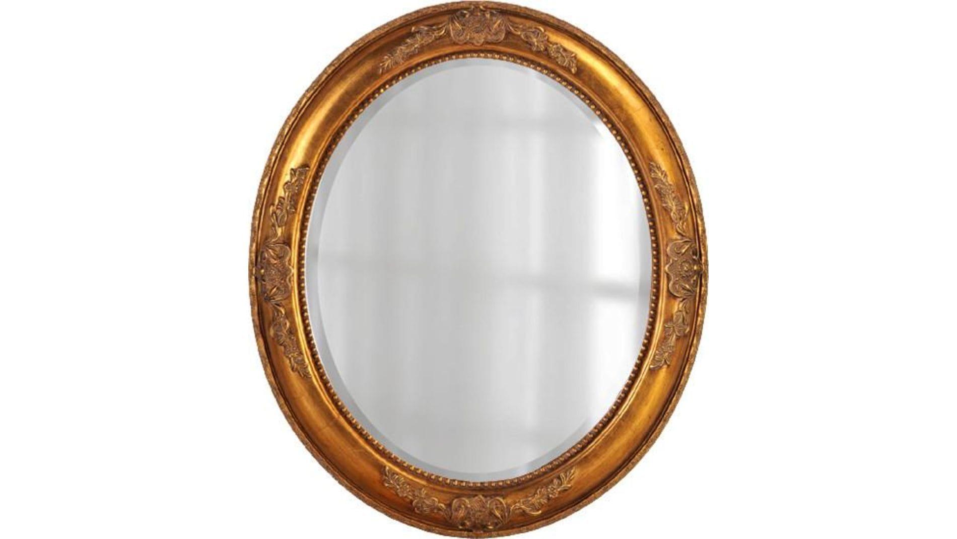 "Зеркало в раме ""Эвора"" Renaissance Gold/30"