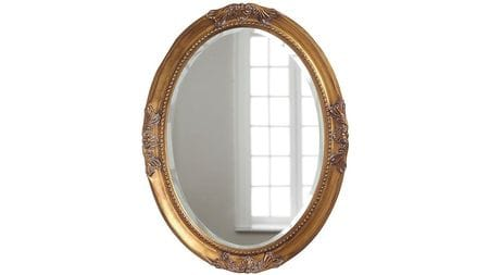 Зеркало в раме Миртл 19C. Gold/02
