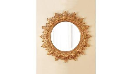 Зеркало Альба Neopolitan Gold