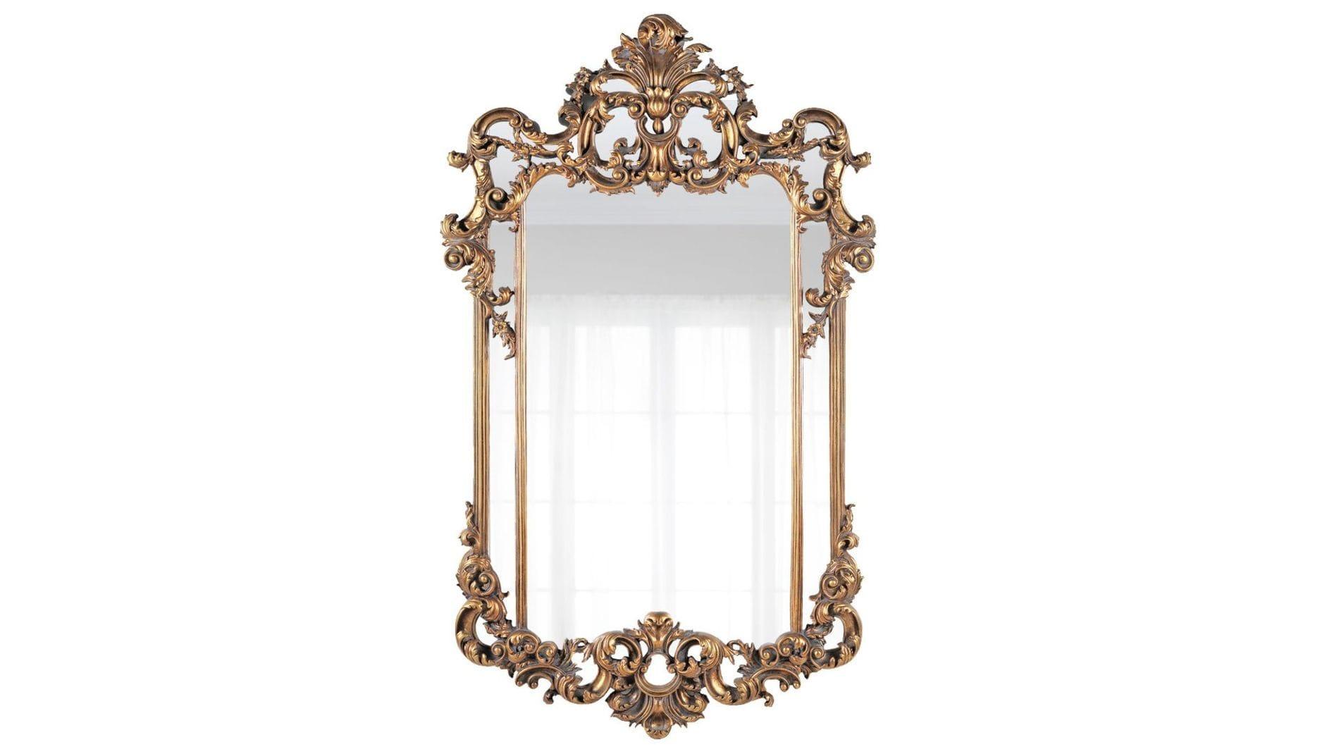"Зеркало ""Шерман"" Gold/20"