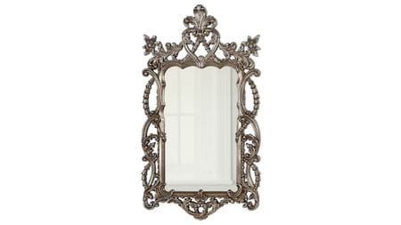 Зеркало в раме Беатриче Silver