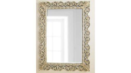 Зеркало в раме Бергамо Artisan Ivory